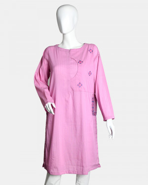 Basic Embroided Kurta
