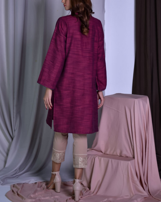 Patriot Maroon (Basic Kurta)