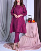 MAROON MELT (KURTA WITH PANTS)