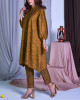 Mustard Glory (Kurta With Pants)