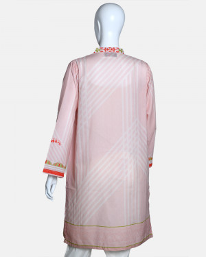 Digital Printed Lawn Kurta l