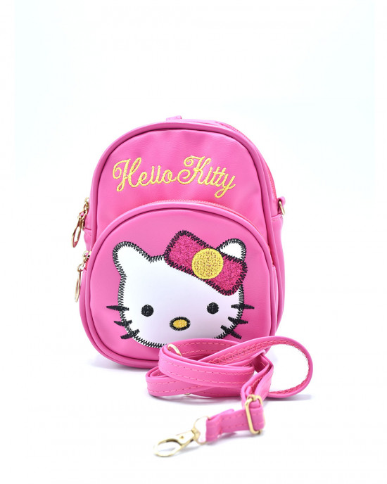 Adorable Hello Kitty Backpack - Pink