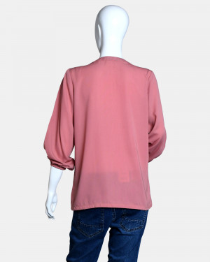 Georgette Basic Top