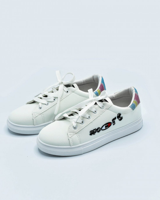 Ladies Sneaker Shoes Art  B-16 (XTCH) Imp